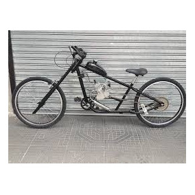 Bicimoto Chopper Motor48cc Nuevo2018 0km A Ablandar!!unica!!