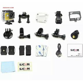 Sj4000 Wifi Sjcam Com Led E Microfone Dudacell