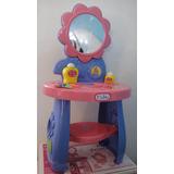 Hermoso Tocador Infantil Princess