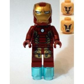 Lego Minifigure Original Homem De Ferro