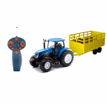 1:24 R/c Tractor Agricola New Holland T7070 D Control Remoto