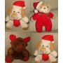 Adornos Peluches Muñecos Para El Arbolito De Navidad