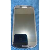 Frontal Samsung S3 I9300 Com Vidro Quebrado.