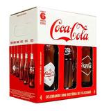 Coca Cola Kit Retrô Garrafas 120 Anos Vintage * Promoção! *