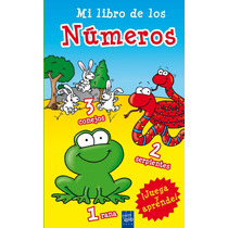 Mi Libro De Los Numeros.(juega Y Aprende!) Envío Gratis