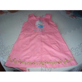 Vestido Casual Para Niña Talla 2