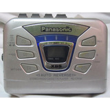 Walkman Cassette Radio Digital Am Fm Panasonic Rq-cr15v