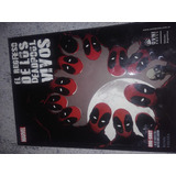 Marvel-el Regreso De Los Deadpool Vivos