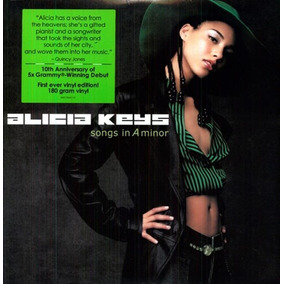 Alicia Keys - Songs In A Minor Vinilo Doble 180 Gr
