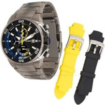 Relógio Masculino Orient Seatech 3 Em 1 - 200m Mbttc007