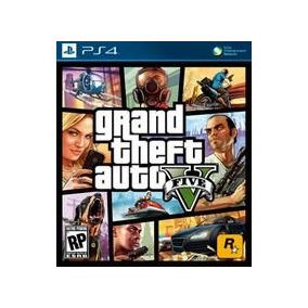 Gta 5 Grand Theft Auto V Ps4 Playstantion 4 Midia Física
