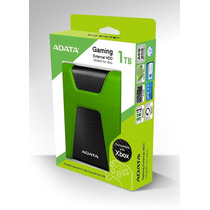 Disco Duro Externo Adata Hd650x 1tb 3.0 Verde-xbox
