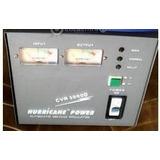 Regulador Elevador Y Estabilizador De Voltaje Cvr-3000d 110v
