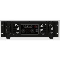 Amplificador De Potência Audio Leader Al5.0 5.000 Watts Rms