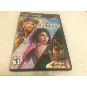 Final Fantasy X-2 (sony Playstation 2, 2003) Para Coleção