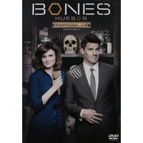 Bones Huesos Boxset Temporadas 1-12 Serie Completa En Dvd