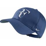 Gorra Tenis Nike Roger Federer Cod 404 Petroleo Rf Envios