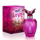 Perfume Love Butterfly 120ml Delikad
