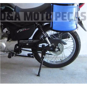 Apoio Traseiro Reforçado Moto Transporte Água Gás