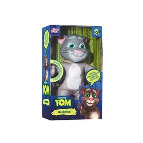 Gato Musical Talking Tom Babybrink Original.