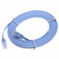 10 Piezas Cable De Red 20 Metros Categoría 6 Cat6 Utp Rj45