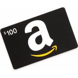 Tarjeta De Recarga Para Amazon Gift Card Usa $100