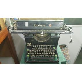Maquona De Escrever Antiga Remington 30