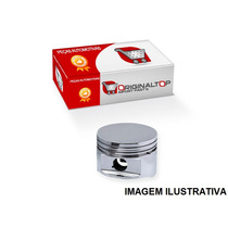 Jg Pistao Do Motor Monza 1.8 8v. Gas. 83/86 Sl/sle /ha