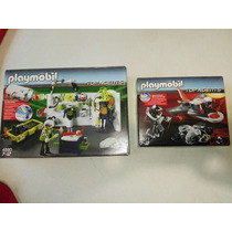Playmobil Top Agentes Set De 2 Juegos