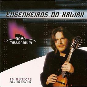 Cd Engenheiros Do Hawaii - Novo Millennium 20 Musicas - Orig