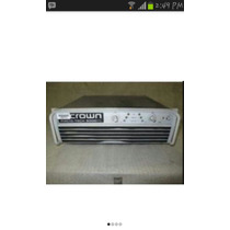 Amplificador Crown 3600 Vz