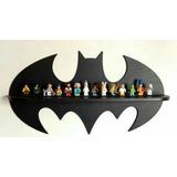 Prateleira Grande Batman Exposição E Decoração.