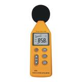 Medidor De Ruido Sonometro 130db Profesional Grafiacador