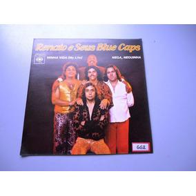 Renato E Blue Caps Compacto Vinil Nega Neguinha Funk Groove