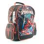 Mochila Espalda Grande 17p Spiderman Hombre Araña Mundo Team