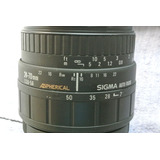 Lente Sigma Para Pentax 24-70mm 1:3.5-5.6