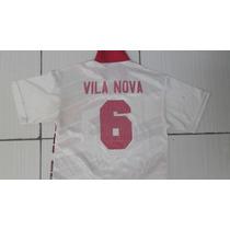 Camisa Do Vila Nova Futebol Clube