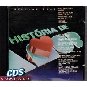 =cd Novela - História De Amor - Internacional