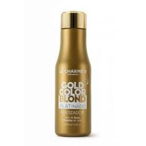 Intense Gold Color Blond 300ml Matizador Le Charme