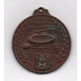 Medalha Campeonato Mundial Football 1950 - Maracanã Rio Jan