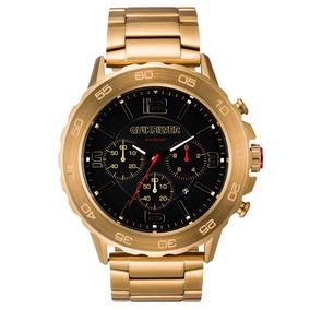 Relógio Quiksilver B52 Full Gold Black