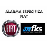 Alarma Original Fiat Uno Attractive + Lavado De Regalo!!