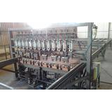 Maquina De Eletro Solda Para Malhas De Aço Construção Civil