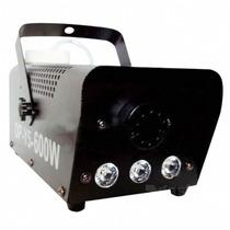 2 Maquina D Fumaça Dp-y5 600w C Led 220v + 1 Fonte 30a 12v.