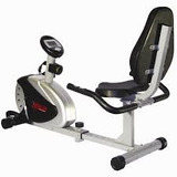 Bicicleta Fija Magnetica Horizontal Recumbent Reforzada!!!!!