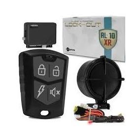 Alarme Carro Automotivo + Kit Trava Eletrica Celta 2 Portas