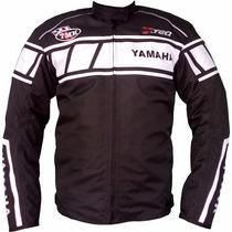 Jaqueta Yamaha R1 Mt Xj6 Motociclista Cordura Impermeavel