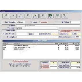 Programa Sistema Software Para Lojas, Comércio De Pneus
