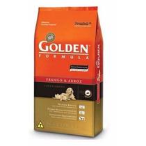 Ração Golden Cães Filhote Frango E Arroz 15 Kg