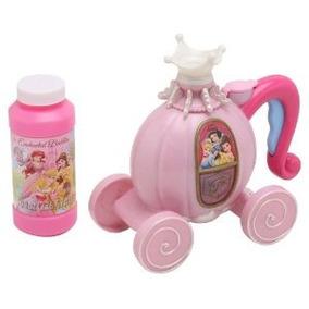 Imperial Toy Disney Princess Burbuja Carro Rosado